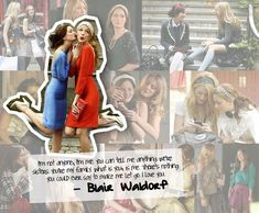 sweetest blair waldorf quote.