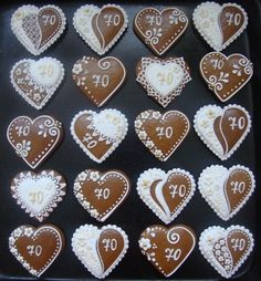 Bolacha Cookies, Creative Lettering, Royal Icing, Diy Paper, Biscotti, Cookie Decorating, Christmas Cookies, Dessert Recipes, Happy Birthday