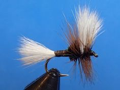 How to tie an H & L Variant ~ Dry Fly - YouTube