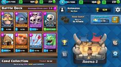 Best Deck for Royale Arena Clash 2 http://ift.tt/1STR6PC