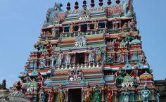inde du sud tamil-nadu temple