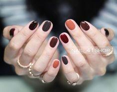 30 ideas which nail polish to choose - My Nails Autumn Nails, Winter Nails, Spring Nails, Cute Nails, Pretty Nails, Hair And Nails, My Nails, Nagellack Trends, Nail Polish