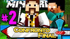 Confronto Final - LUTAS E MAIS LUTAS! TREINO COM REZENDE!! - #2 - Minecraft