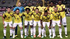 James Rodríguez lidera la lista definitiva de #Colombia para el Mundial #noticia James Rodriguez, Premier League, Teofilo Gutierrez, Champions, Football, Carnival, Frases, Soccer Poster, The Selection