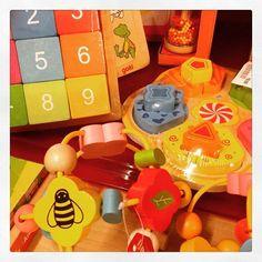 ilpapavero_este  Primi giochi in legno