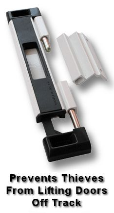 The BEST Child Proof Safety Lock for Patio Sliding Slider Glass Doors