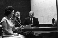 Pre-Skype :: Photophone - LBJ Library/White House Photograph Office