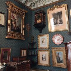 omonchateau • Les trésors du musée Gustave Moreau