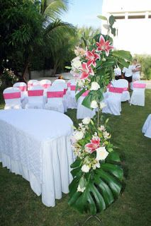 Ceremonia civil, ideal para tu boda en playa por Bodas Huatulco