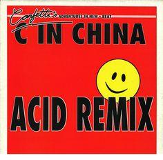 Confetti's - C In China (Acid Remix) (Vinyl) at Discogs