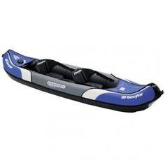 Il kayak COLORADO™ PREMIUM (per due persone) e vai di divertimento......