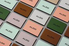 Collins designs Aldo's bolder, more upscale rebrand