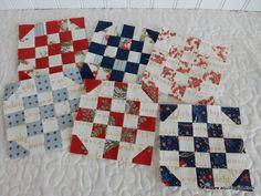 Patchwork Quilt Along | A Quilting Life - a quilt blog