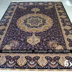 6x9ft Turkey silk carpet