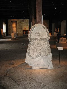 Viking age picture stone | Flickr - Photo Sharing!