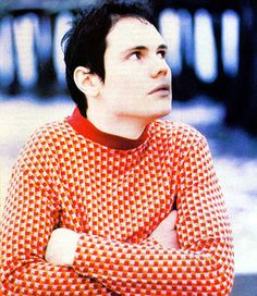 Billy Corgan. My high school love.