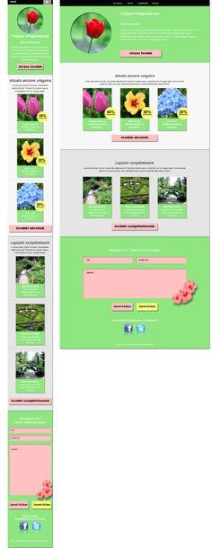 G. Ágnes responsive webdesign