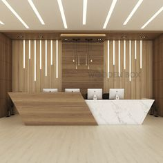 Reception Counter Design, Office Reception Design, Office Table Design, Office Space Design, Office Furniture Design, Reception Desks, Hotel Lobby Design, Clinic Interior Design, Office Interiors