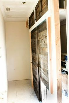 Barn Door Sliders