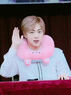 •161023 Busan Fansign || #BloodSweatTears #BTS | #JIN