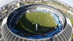 ESTADIO PRESIDENTE PERÓN. Racing Club. Avellaneda. Provincia de Buenos Aires. Argentina. Club, Academia, Exterior, Soccer, Racing, Sports, Stickers, Google, Soccer Pictures