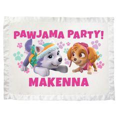 Paw Patrol Pawjama Party Ultra Soft Baby Blanket - Bedding & Blankets - Decor | Tv's Toy Box