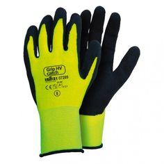 Guante GRIP HV Nylon / Látex Referencia  07289 Marca:  Industrial Starter  Guante de nylon con recubrimiento en la palma de espuma de látex que permite al guante tener un excelente agarre. El guante gracias al soporte de nylon permite una excelente destreza.