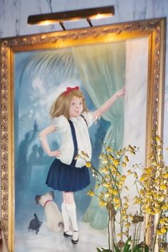 Full-length portrait of Eloise, her pet turtle Skipperdee, and her pet dog Weenie, displayed at the Plaza Hotel in New York City. I Love Ny, Love Mom, Eloise At The Plaza, York Hotels, Nyc Girl, Dear Daughter, Plaza Hotel, Vacation Packages, Oh The Places You'll Go