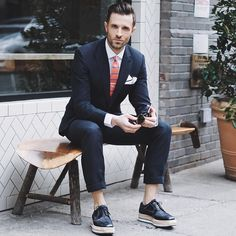 @prestonkonrad #style - tie and shoes on point [ http://ift.tt/1f8LY65 ]