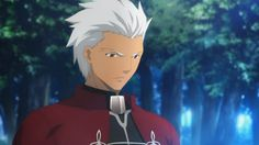 Fate/Stay Night Unlimited Blade Works - Archer