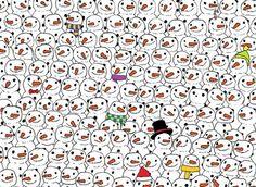 """ART - Inspiré par """"Où est Charlie?"""", l'artiste hongrois Dudolf a publié sur Facebook une version panda des fameuses images ludiques. Et le dessin a été par"""