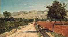 THE BLUE LANTERN: Paul Guigou: A Painter Of Provence