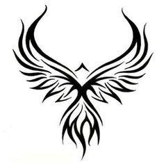 Phoenix Tattoo Design, Tribal Phoenix Tattoo Design Tribal Phoenix Act . - Schlafzimmer -Tribal Phoenix Tattoo Design, Tribal Phoenix Tattoo Design Tribal Phoenix Act . Phönix Tattoo, Tatoo Henna, Back Tattoo, Tattoo Drawings, Body Art Tattoos, Sleeve Tattoos, Tatoos, Tattoo Pics, Ink Tattoos