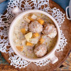 Egy finom Húsgombócos csorbaleves ebédre vagy vacsorára? Húsgombócos csorbaleves Receptek a Mindmegette.hu Recept gyűjteményében!