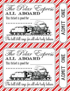 The Polar Express is a magical movie for all who believe, and a viewing party is great fun for kids during the holiday season. Invite all the neighborhood kids over for a warm mug of hot chocolate and share the magic.
