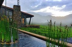 Nyungwe Forest Lodge by Keith Design & M2K Architecture