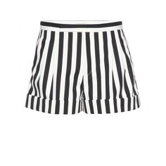 STRIPED TAILORED SHORTS  seen @ www.mytheresa.com
