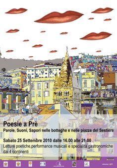 Rassegna di Poesia nel sestiere di Pre - Genova