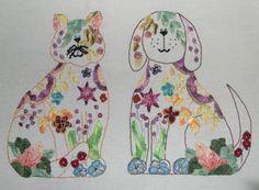 NEW Brazilian Dimensional Embroidery Kits, Books and New Brazilian Embroidery Designs