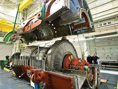 alstom steam turbine - Google Search