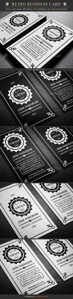 Carte De Visite Papier Conception 3d Design Typographique Cartes D
