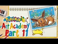 Pokémon Art Academy - Part 11 - Let's Play [GER] - http://art-press.co/pokemon-art-academy-part-11-lets-play-ger/
