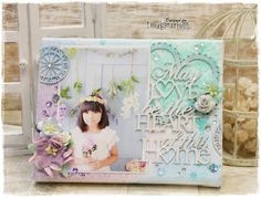 Imaginarium Designs: Projects by Chitose☆canvas and layout!