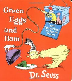 Green Eggs & Ham (Nifty Lift-and-Look)/Dr. Seuss