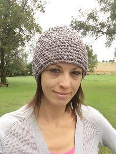 Ravelry: Chevron Ridges Beanie pattern by Crochet by Jennifer