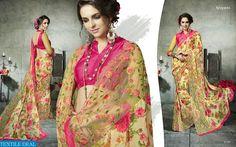 Buy Exclusive Printed #SareesCollection Catalogs Online #TextileDeal #Saree #WholesaleSarees #WomensWear #SareesIndia #Sarees