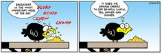 Crumb by David Fletcher Monday, October 2014 Funny Animal Comics, Funny Animals, Fun Comics, Comic Strips, Give It To Me, Lol, Humor, David, October 27