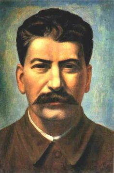 Портрет И.В. Сталина, 1936 - Павел Филонов
