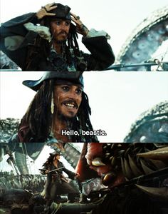 i was sobbing in the theatre and literally heard my heart break. and seriously didn't stop until pirates 3 came out.