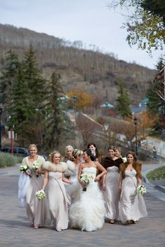 Stunning Winter Destination Wedding in Vail, Colorado - Belle the Magazine . The Wedding Blog For The Sophisticated Bride